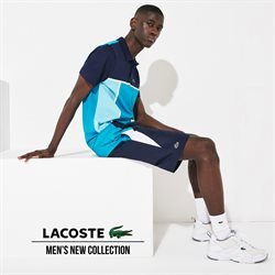 Lacoste catalogue in Sunway-Subang Jaya  ( More than a month )