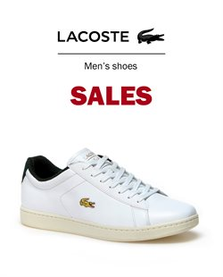 Offers from Lacoste in the Petaling Jaya leaflet
