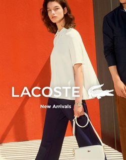 Offers from Lacoste in the Kuala Lumpur leaflet