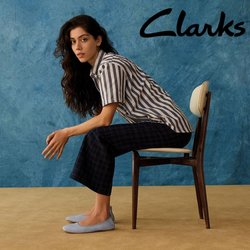 Clarks offers in Clarks catalogue ( 12 days left)