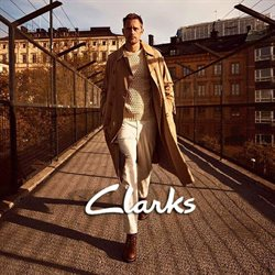 Clothes, shoes & accessories offers in the Clarks catalogue in Kuala Terengganu