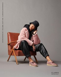 Clothes, shoes & accessories offers in Clarks catalogue ( Expires today)