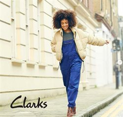 Offers from Clarks in the Penang leaflet