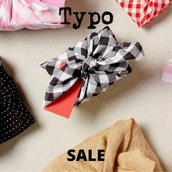 Typo offers in Typo catalogue ( 11 days left)