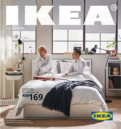 IKEA catalogue in Johor Bahru ( More than a month )