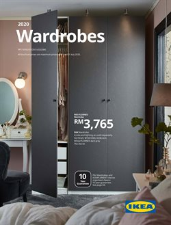 Home & Furniture offers in the IKEA catalogue in Johor Bahru ( More than a month )