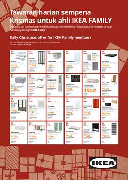 Offers from IKEA in the Sunway-Subang Jaya  leaflet