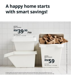 Home & Furniture offers in IKEA catalogue ( 2 days left)