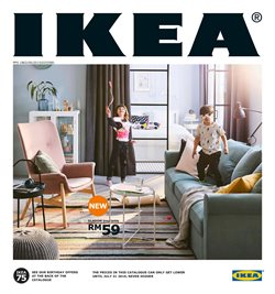 Offers from IKEA in the Seremban leaflet