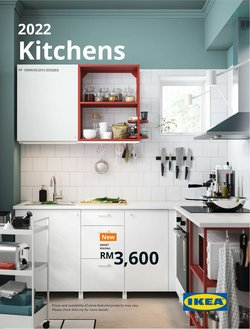 IKEA catalogue ( More than a month)