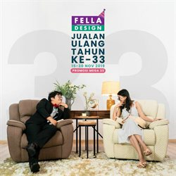 Home & Furniture offers in the Fella Design catalogue in Sunway-Subang Jaya