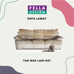 Home & Furniture offers in the Fella Design catalogue in Johor Bahru ( 8 days left )