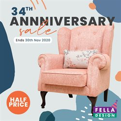 Home & Furniture offers in Fella Design catalogue ( 5 days left)