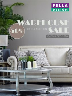 Home & Furniture offers in Fella Design catalogue ( 7 days left)