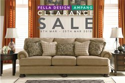 Offers from Fella Design in the Sunway-Subang Jaya  leaflet