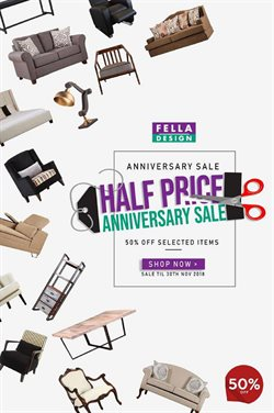 Home & Furniture offers in the Fella Design catalogue in Kuala Lumpur