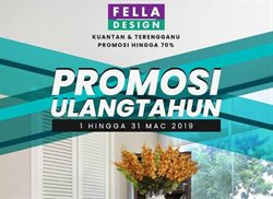 Offers from Fella Design in the Kuala Lumpur leaflet