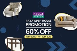 Home & Furniture offers in the Fella Design catalogue in Shah Alam