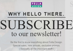 Offers from Fella Design in the Ipoh leaflet