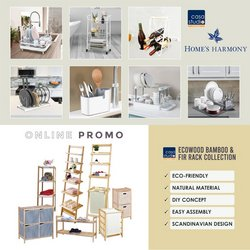 Home's Harmony offers in Home's Harmony catalogue ( 7 days left)