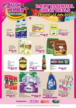 Department Stores offers in the AEON catalogue in Melaka ( 2 days left )