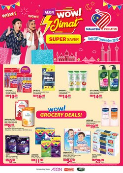 Department Stores offers in the AEON catalogue in Seremban ( 5 days left )