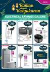 Department Stores offers in the AEON catalogue ( More than a month )