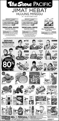 Supermarkets offers in The Store catalogue ( 3 days left)