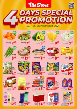 Supermarkets offers in The Store catalogue ( Published today)