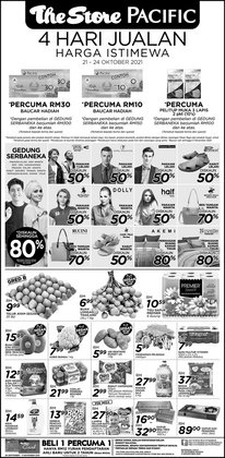 Supermarkets offers in The Store catalogue ( Expires today)