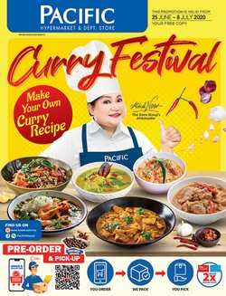 Pacific Hypermarket catalogue in Penang ( 4 days left )