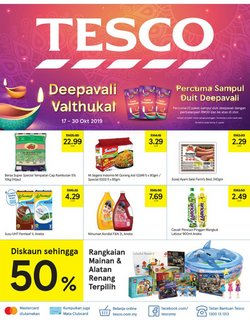 Offers from Tesco in the Bagan Datoh leaflet
