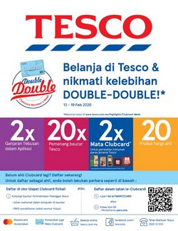 Tesco catalogue ( 8 days left )