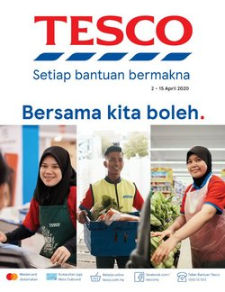 Tesco catalogue ( 9 days left )