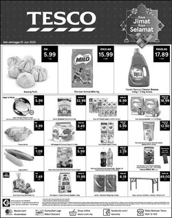 Supermarkets offers in the Tesco catalogue in Sunway-Subang Jaya  ( 3 days left )
