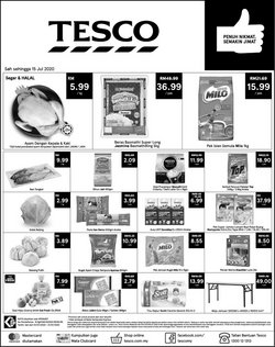 Tesco catalogue ( Expires tomorrow )