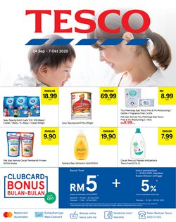 Tesco catalogue in Johor Bahru ( 2 days ago )