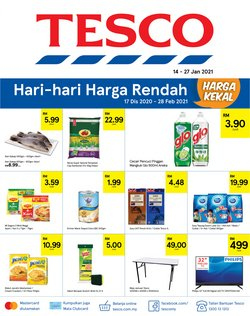 Tesco catalogue ( 9 days left)