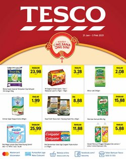 New Year offers in Tesco catalogue ( 8 days left)