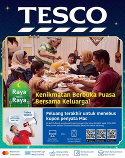 Ramadan offers in Tesco catalogue ( Published today)