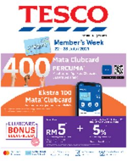 Supermarkets offers in Tesco catalogue ( 1 day ago)