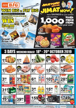 Offers from AEON Big in the Sunway-Subang Jaya  leaflet