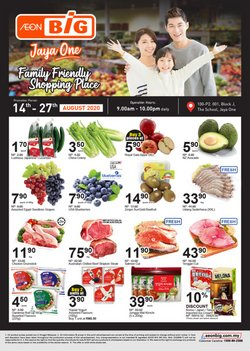 Supermarkets offers in the AEON Big catalogue in Sunway-Subang Jaya ( Published today )