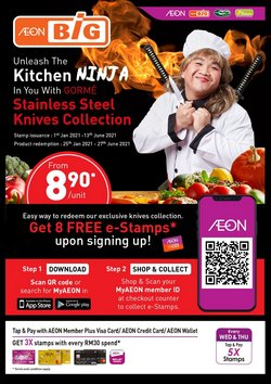 AEON Big offers in AEON Big catalogue ( 10 days left)