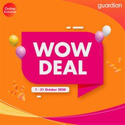 Guardian offers in Guardian catalogue ( 4 days left)