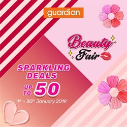 Offers from Guardian in the Kajang-Bangi leaflet