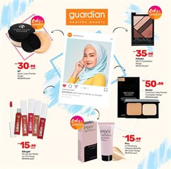 Offers from Guardian in the Ipoh leaflet