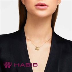 Jewellery & Watches offers in the Habib Jewels catalogue in Melaka