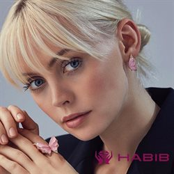 Jewellery & Watches offers in the Habib Jewels catalogue in Kota Kinabalu ( More than a month )