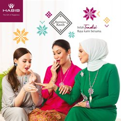 Habib Jewels catalogue ( Expires tomorrow)